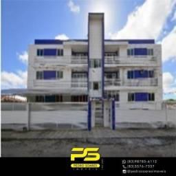 Apartamento com 3 dormitórios à venda, 78 m² por R$ 180.000 - Cristo Redentor - João Pesso
