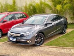 HONDA CIVIC 2019/2020 2.0 16V FLEXONE EXL 4P CVT