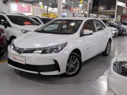Corolla 1.8 GLI Upper 16v Flex 4p Automático 2019 ( Único dono + Garantia de Fabrica )