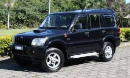 SCORPIO GLX SUV 2.6 TB Diesel CRDe 4WD