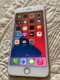 iPhone 8 Plus 64gb rose ! Sem marcas de uso