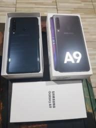 Samsung A9 128g Zerado