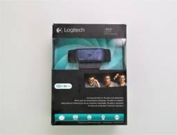 Logitech c920 - Na Caixa comprar usado  Rio de Janeiro