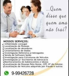 SERVIÇO DE INVESTIGAÇÃO CONJUGAL