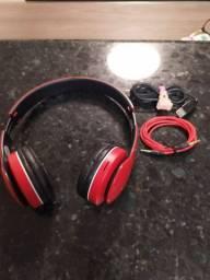 Fone de ouvido sem fio P23 BWX, com conexão por meio Bluetooth