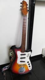 Guitarra Tonante Rei modelo Finder anos 80-90