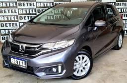 Oportunidade Honda Fit LX Automático 2020 baixíssimo KM