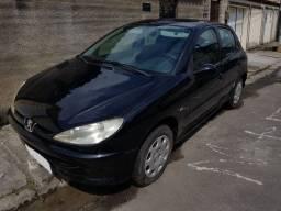 Peugeot 206 1.4 8v Flex Ano 2008