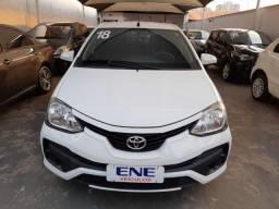 Etios Hatch 1.5 XS Flex 2018