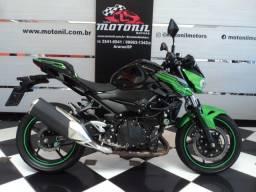 Kawasaki Z 400 Verde ABS 2020