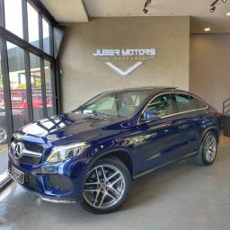 Mercedes Benz GLE 400 Highway Coupé 2017