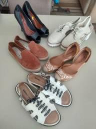 Lindo desapego de calçados! Vários números