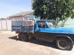 Vendo camionete c15 alongada de fábrica