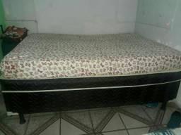 cama box com colchao
