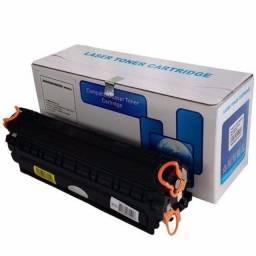 Toner CB435/436/285/278A compatível com HP- NOVO