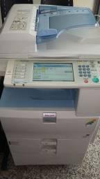 Vendo Impressora e Copiadora Colorida Multifuncional A3 Laser Ricoh Mpc2050