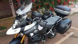 Moto big trail vstrom 1000