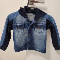 Título do anúncio: Jaqueta Jeans Premium Denin Tam.3