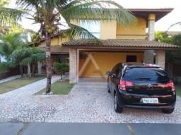Título do anúncio: Casa 4 suítes em condomínio de luxo pé na areia - Stella Maris, Salvador-BA