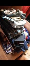 Tudo roupa conservada . G gg M
