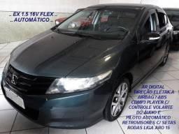 Título do anúncio: CITY-EX 1.5 16V Flex 116CV Automático / 2010 + Laudo Aprovado > Completíssimo