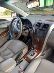 Título do anúncio: Corolla 2011 xei top de linha