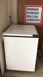 Título do anúncio: Freezer 1 porta semi nova
