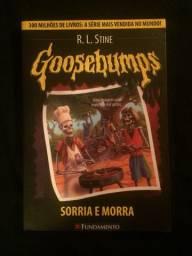 Goosebumbs: Sorria e Morra - R.L. Stine