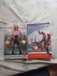 Título do anúncio: vendo livros da saga god of war