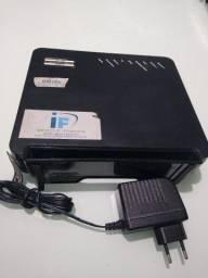 Título do anúncio: Modem powerbox Sagemcom/Pace, bridge ou roteado Vivo - Usado