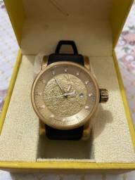 Título do anúncio: Relógio Invicta Yakuza usado 3x 1.000% Original