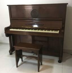 Título do anúncio: Piano Alemão LUX - Em ótima conservação!
