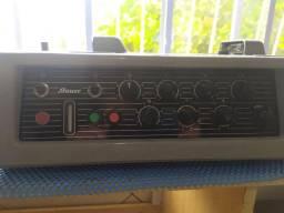 Amplificador valvulado  alemão década de 50, uma relíquia