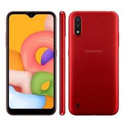 Smartphone A01 Galaxy  499,00