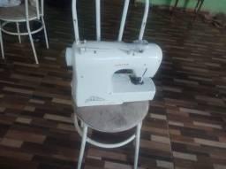 Máquina de costura motorizada Singer fashion