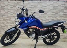 Título do anúncio: Honda titan 160 otimo estado!!