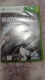 Watdogs Xbox 360 lacrado