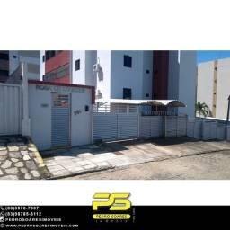 Apartamento com 2 dormitórios à venda, 60 m² por R$ 130.000 - Água Fria - João Pessoa/PB