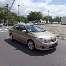Título do anúncio: Toyota Corolla XEI 2008\2009 Automático Flex