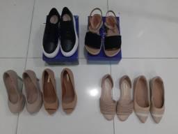 Título do anúncio: Sapatos Diversos