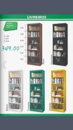 Título do anúncio: Mesa de livros amarelos 1079