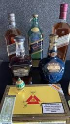 Título do anúncio: Coleção de Whisky