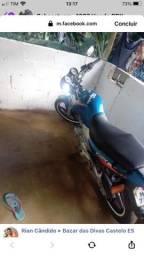 Cbx strada 200cc