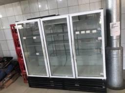 Título do anúncio: Refrigerador 3 portas