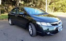 Honda New Civic LXS 2010 1.8Flex Automático , Completo+Couro , IMPECÁVEL !!!!!