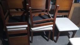 Título do anúncio: Jogo de mesa e cadeira