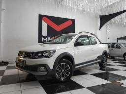 Título do anúncio: Volkswagen Saveiro 1.6 Cd Cross 2017
