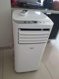 Título do anúncio: Ar condicionado portátil Springer Midea 12000 btu