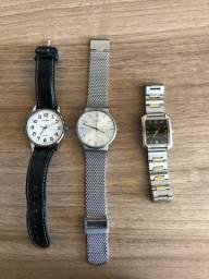 Relógios de Pulso - diversos modelos.