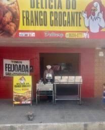 Título do anúncio: Loja de frango crocante